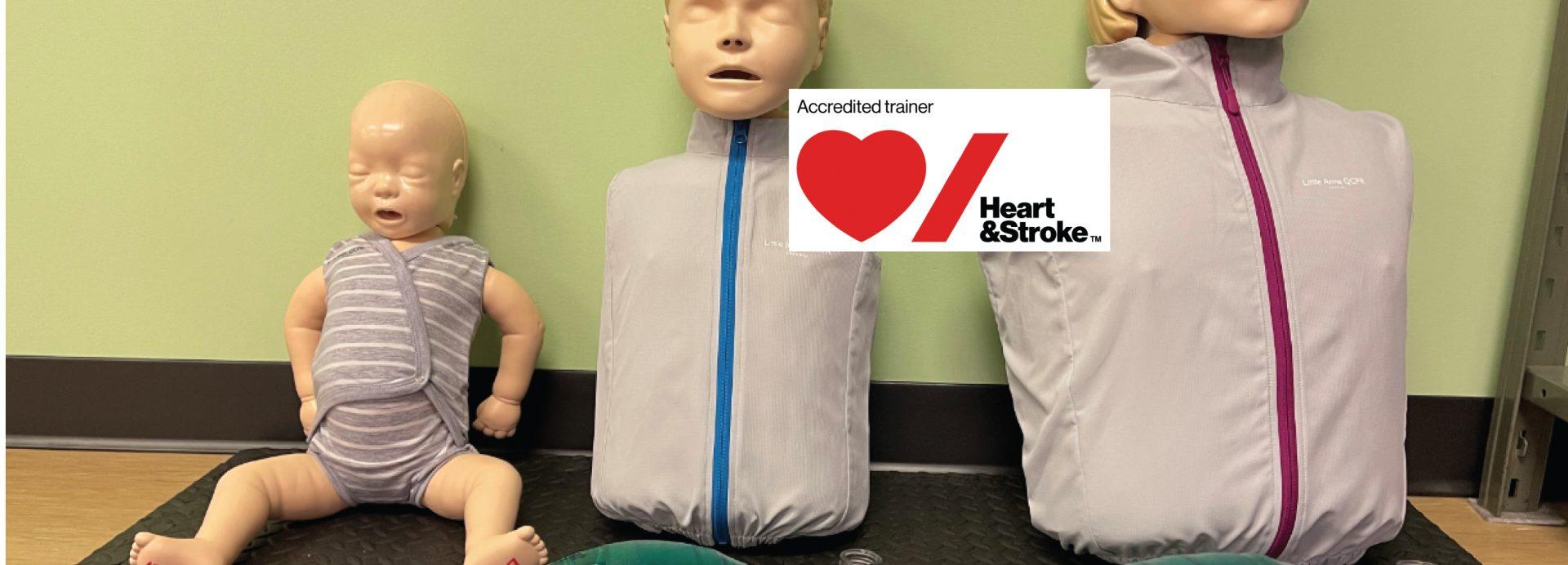 Heart & Stroke Foundation (HSF) Courses